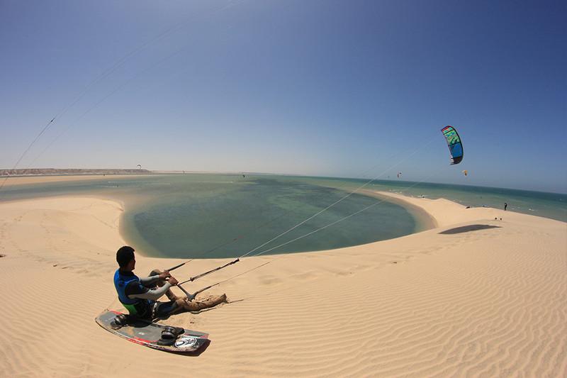 Kitesurf-morocco-dakhla