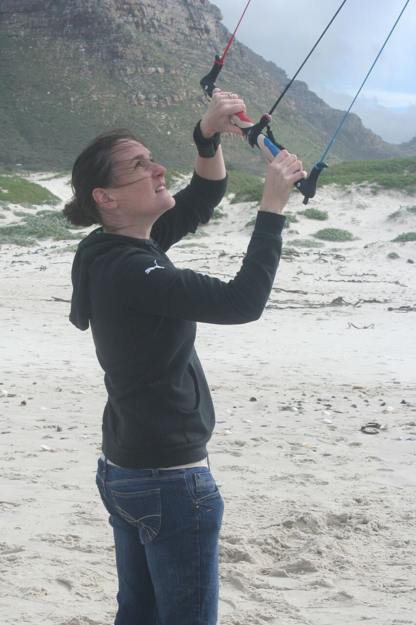 learn-to-kitesurf
