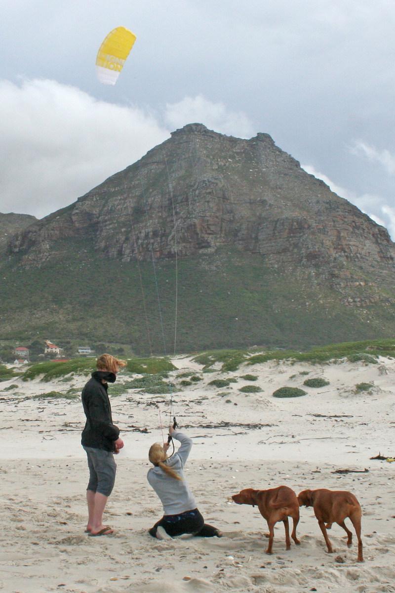 learning-kite-Muizenberg