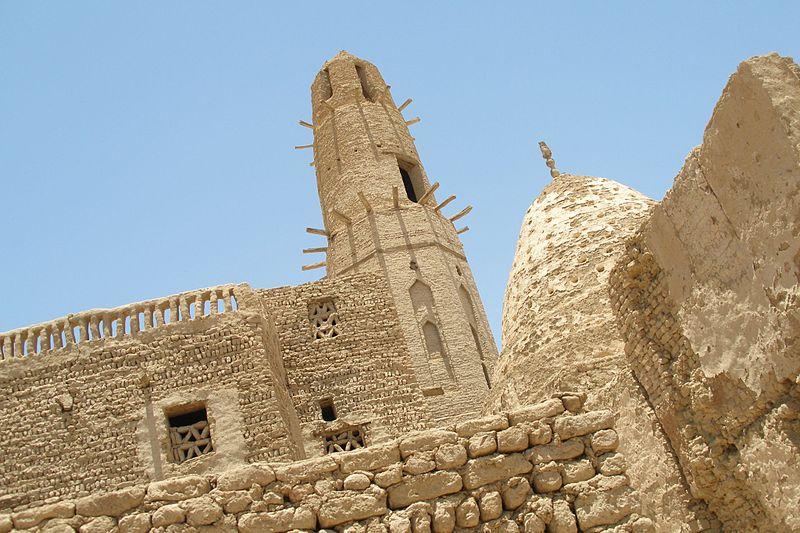 Dakhla-Mosque