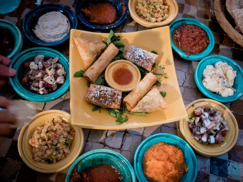 Morocco-cuisine