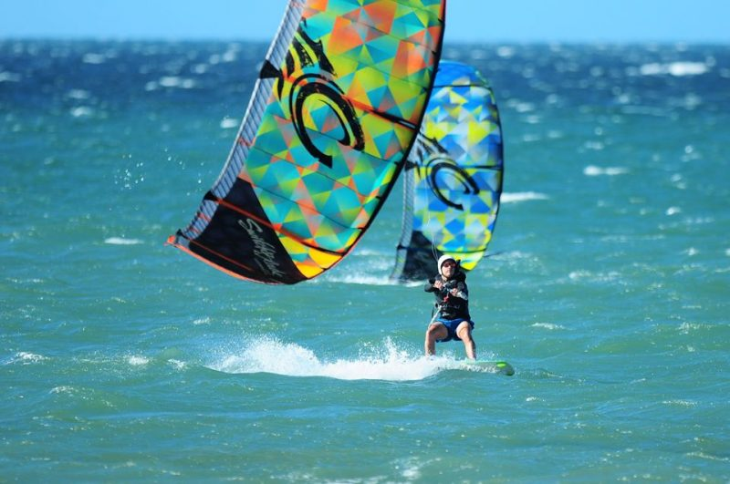 kitesurf-Cumbuca