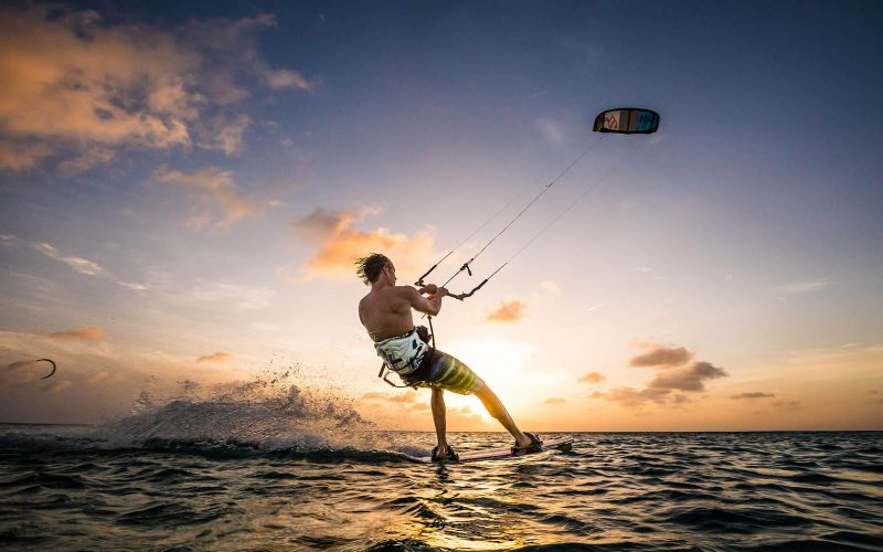 Bonaire-kitesurf