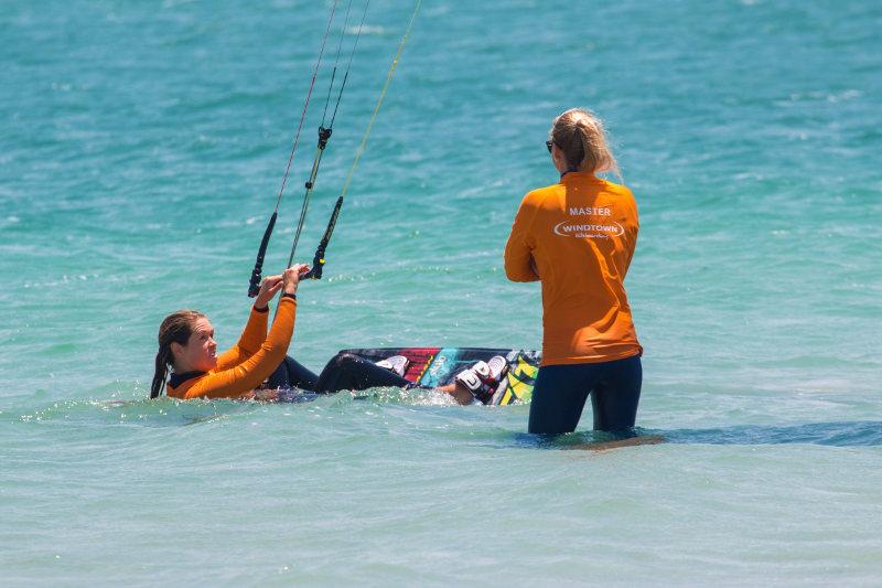 Kitesurf-lessons