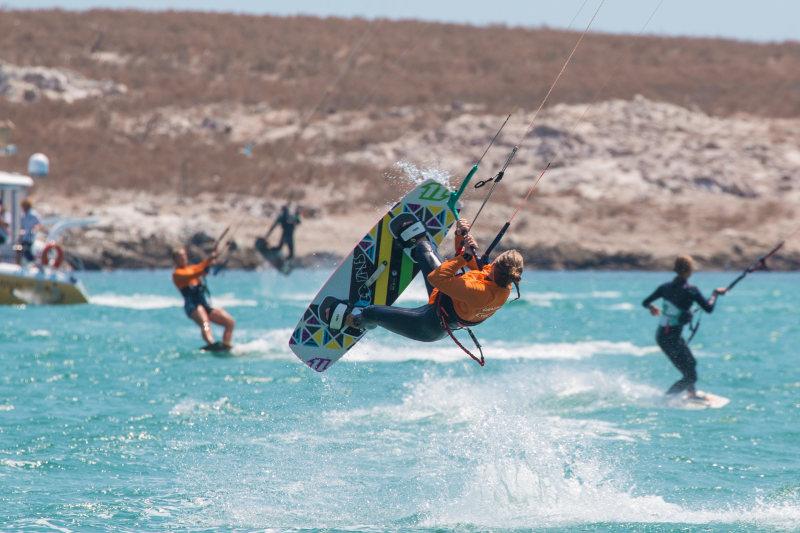 Kitesurfing-Langebaan
