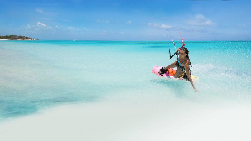 Providenciales-kitesurf