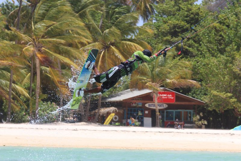 Tobago-Kiteboarding
