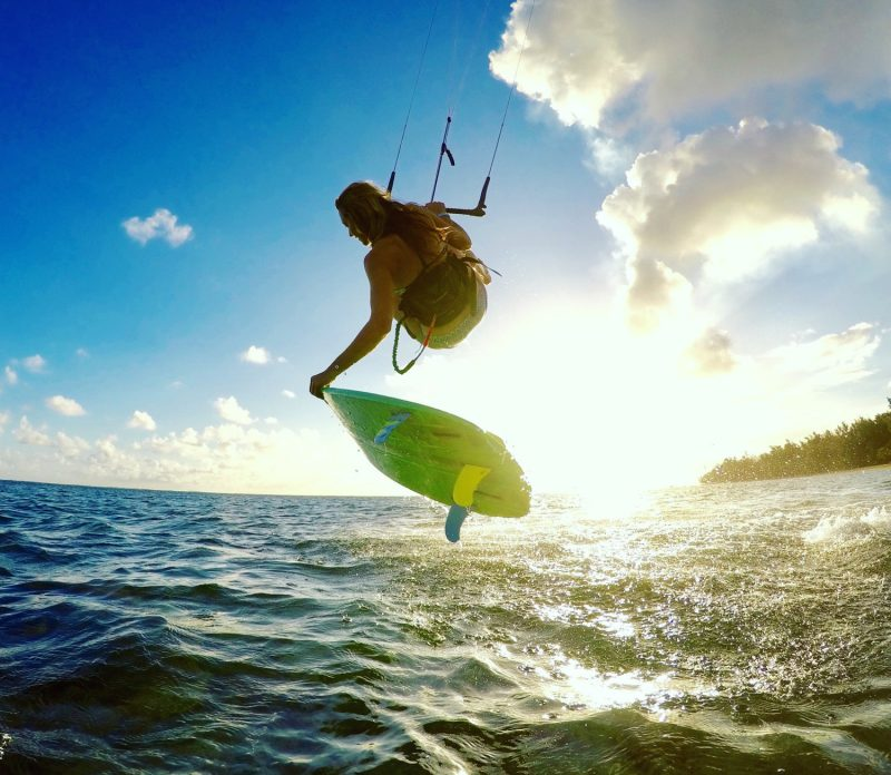 Kitesurf-le-morne