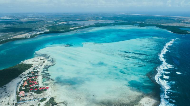 Bonaire-Lagoon