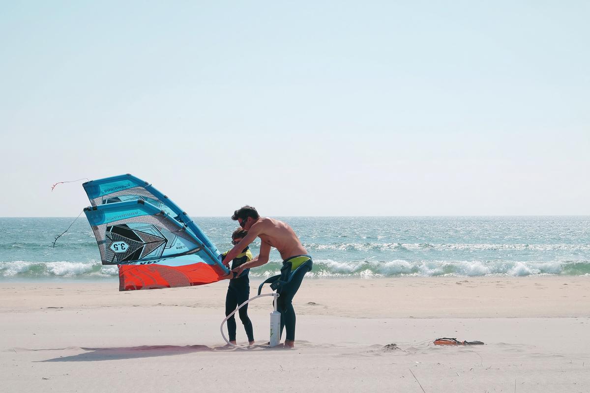 family-kitesurf