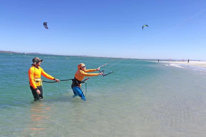learning-kiteboard-langebaan