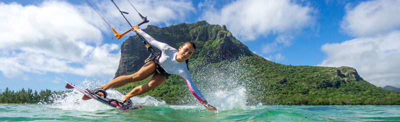 Mauritius-kitesurf