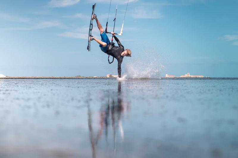 kitesurf-handdrag