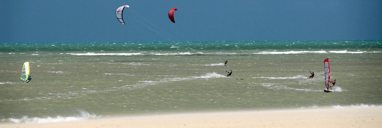The best Kitesurf holidays!
