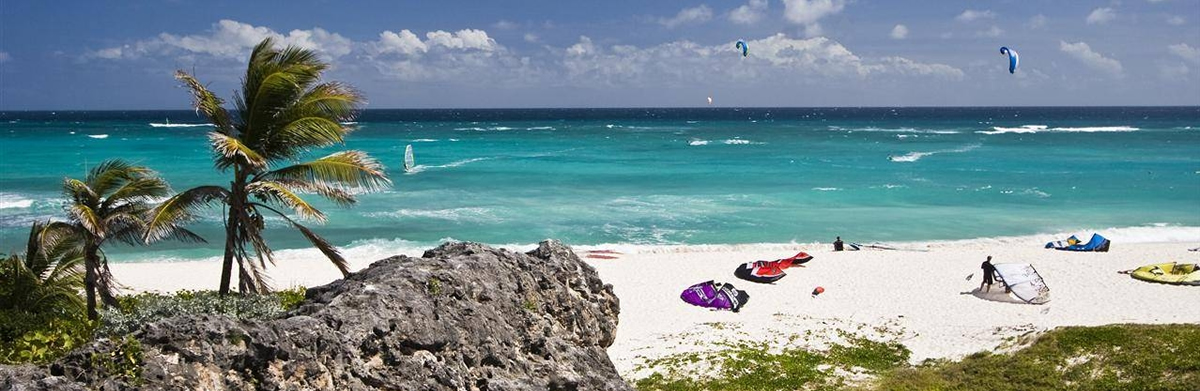 The best Kitesurf holidays!