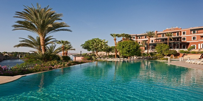 Hotels in hurghada: Sofitel Old Cataract Hotel
