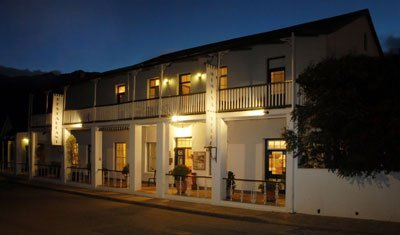 HOTEL in LANGEBAAN