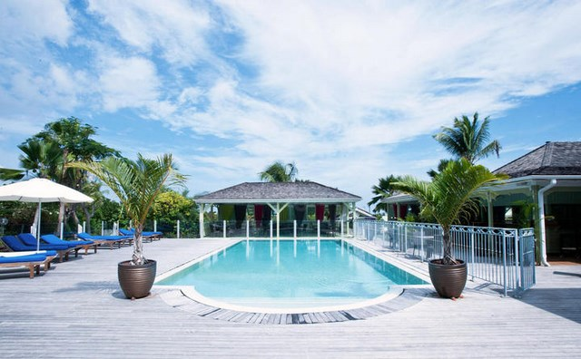 Hotels in st martin: La Plantation