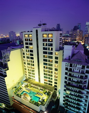 Hotels in phuket: Bel-Aire Princess Sukhumvit