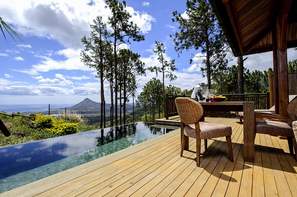 Hotels in le morne  : Chamarel Boutique Lodge