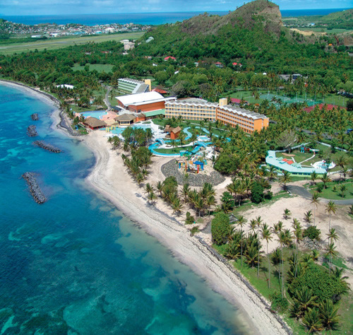 Hotels in vieux fort: Coconut Bay Resort