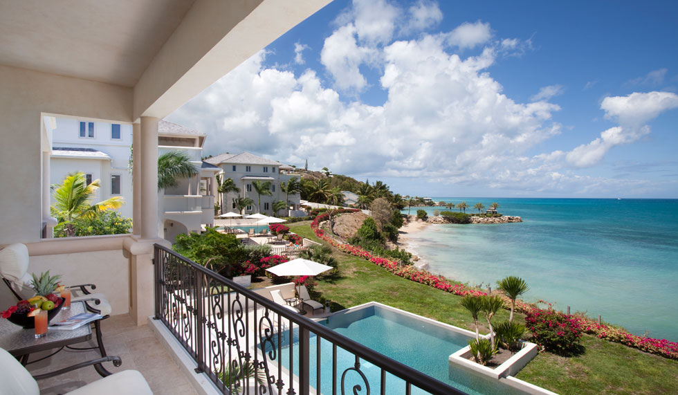 Hotels in antigua  : Blue Waters