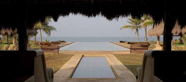 Hotels in kalpitiya: Bar Reef Beach Resort