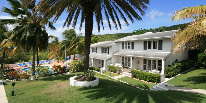 Hotels in antigua: Dickenson Bay Cottages
