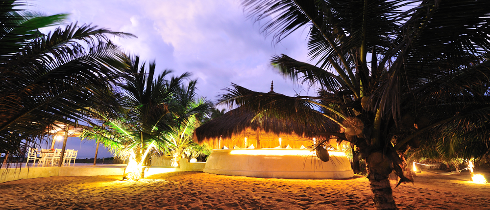 Hotels in kalpitiya: Dolphin Beach Resort