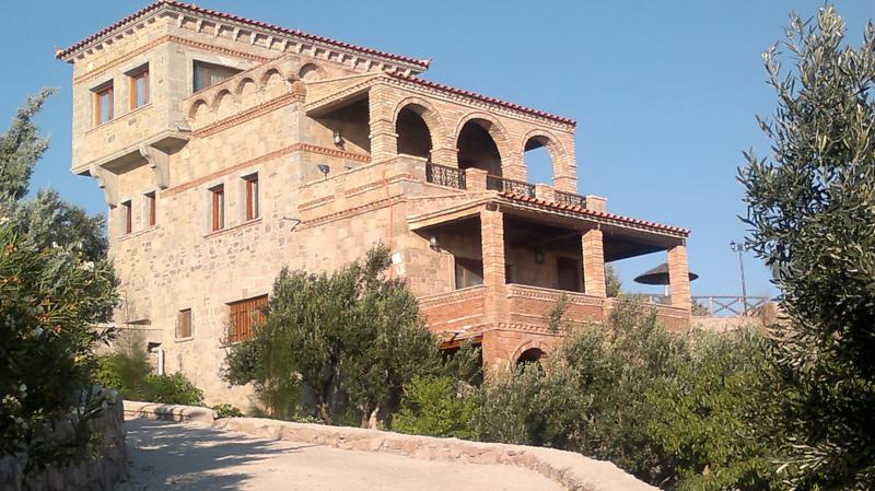 Hotels in lesvos: Sigri Towerhouse