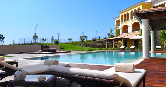 Hotels in the algarve  : Cascade Wellness & Lifesytle Resort