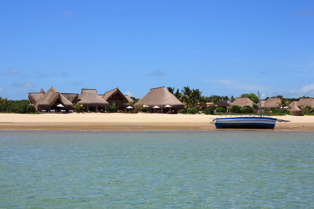 HOTEL in SOUTHERN MOZAMBIQUE