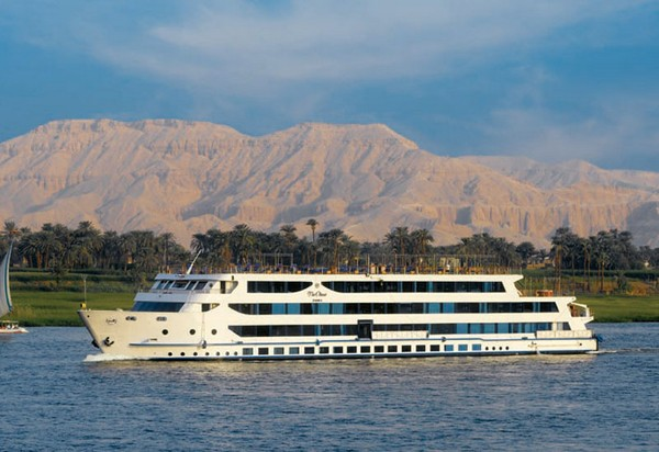Hotels in hurghada: OBEROI ZAHRA NILE CRUISE