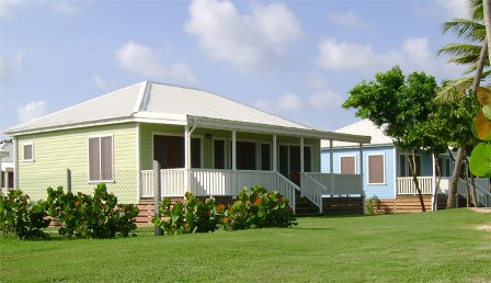 Hotels in antigua: Dutchman's Bay Cottages