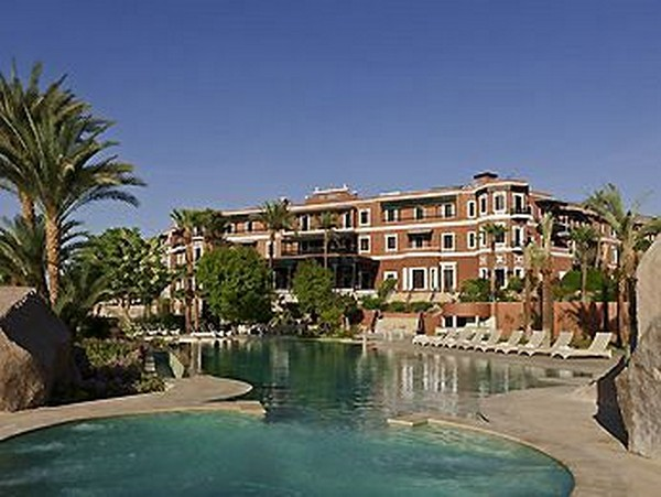 Hotels in el tur: Sofitel Old Cataract Hotel