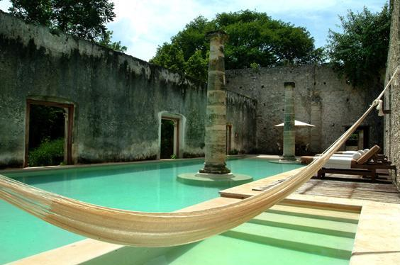 Hotels in playa del carmen: Hacienda Uayamon