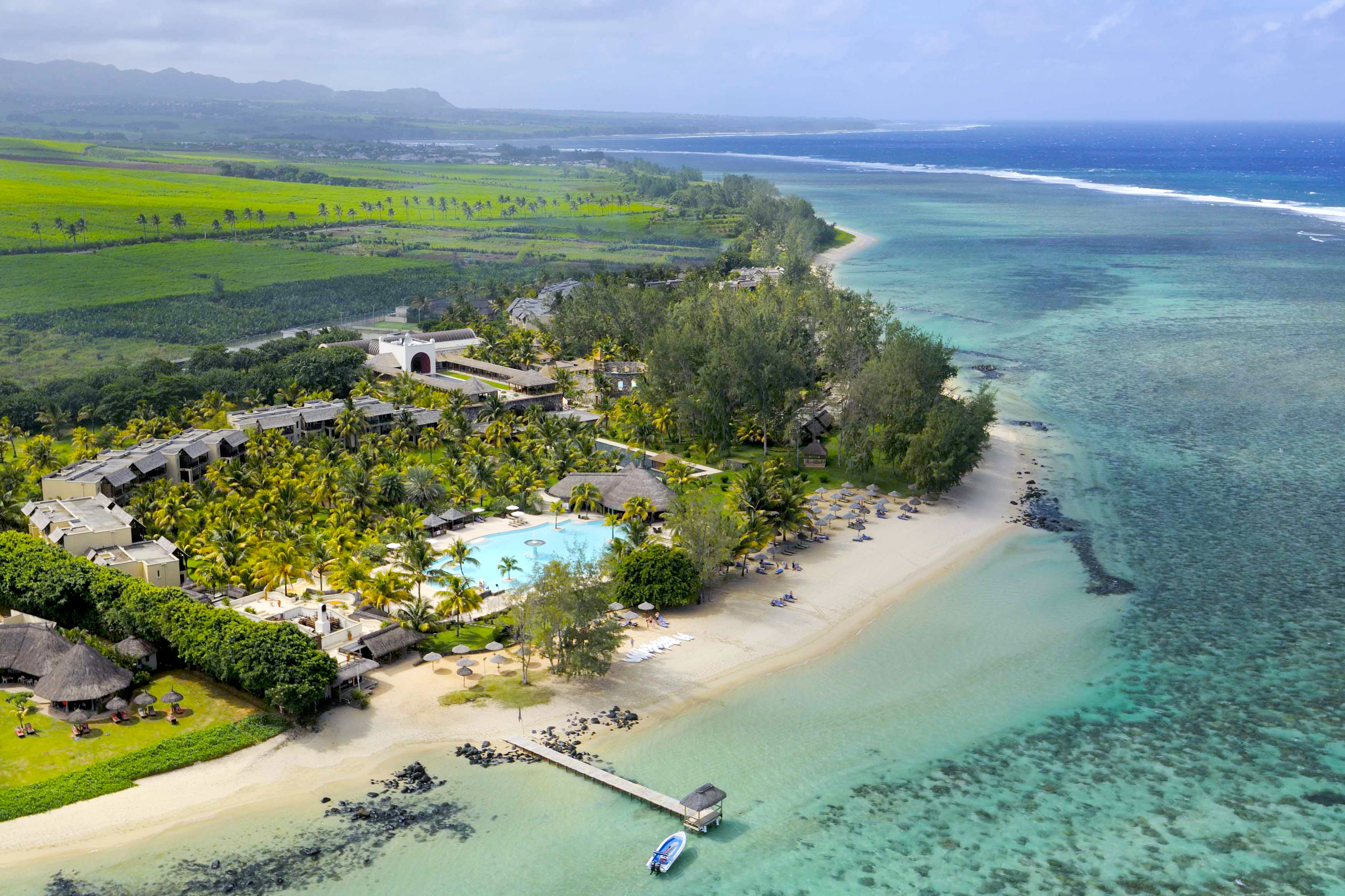 Hotels in bel ombre: Outrigger Mauritius Resort & Spa