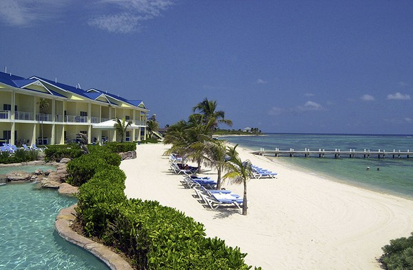 Hotels in grand cayman: The Reef Resort