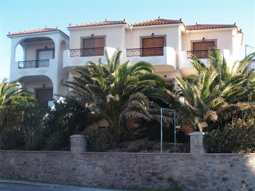 Hotels in lesvos: Aeolis Maisonettes