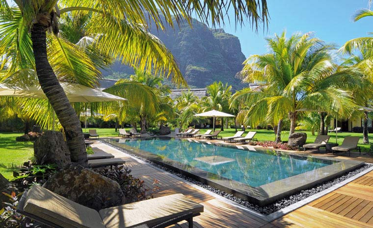 HOTEL in le morne