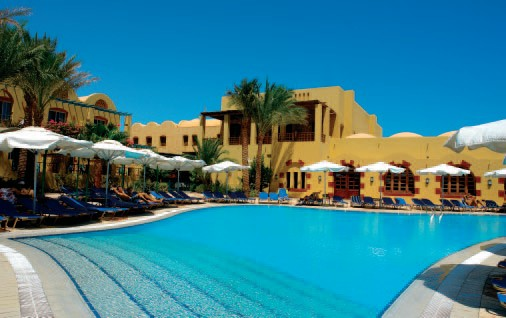 Hotels in makadi bay: Sol y Mar  Club Makadi